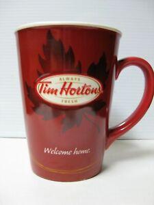 Tim-Hortons-Mug-Limited-Edition-2011-011-Coffee-Cup-Canada-Maple-Leaf