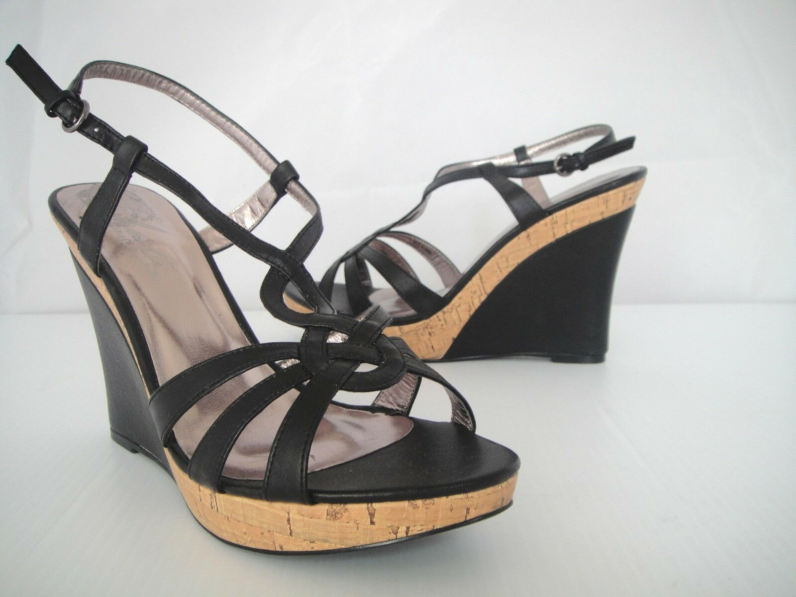 New Charles by Charles David Women's  Wedge Sandal size 10  135