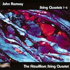 John Ramsay: String Quartets Nos. 1-4 (CD, Feb-2012, 2 Discs, Metier)