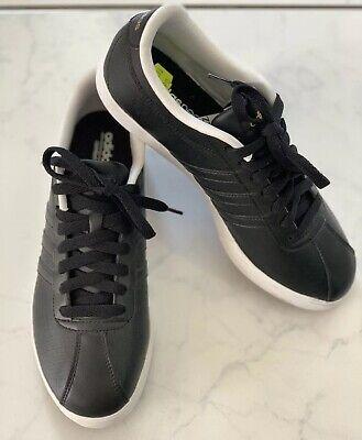 Adidas neo comfort Footbed Schwarz Sneaker | eBay