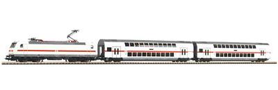2 Doppelstockwagen DB Regio Neu+ Piko 57150 Start-Set BR 218