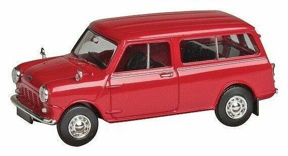TD-NUOVO Brekina 15303-1//87 Austin Mini Countryman Karminrot RHD