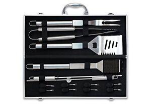 BBQ-Tool-Set-contiene-15-utensili-da-barbecue-in-acciaio-INOX-con-manico-isolato
