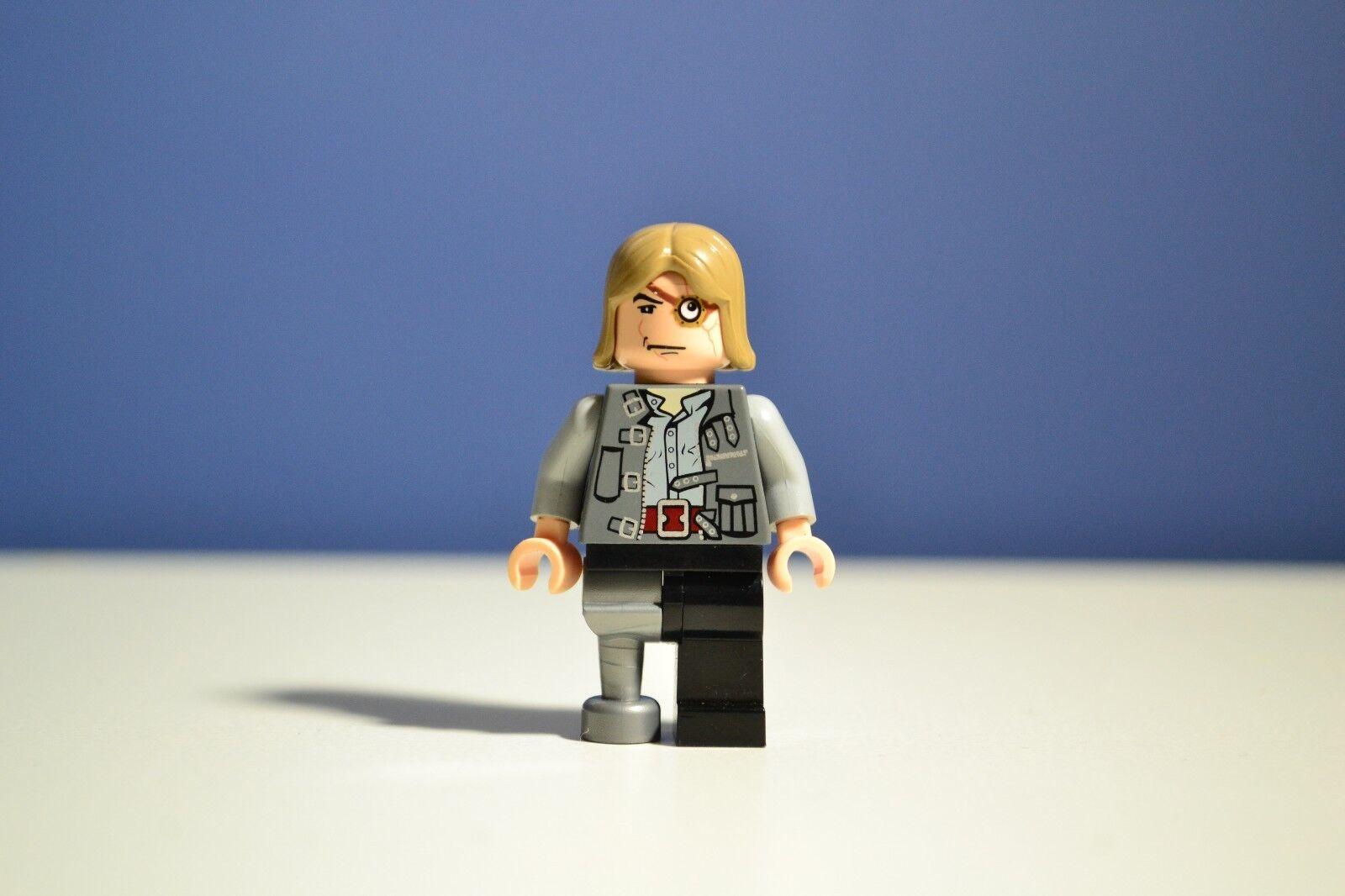 LEGO Harry Potter Minifigure Mad-Eye Moody 4767 Good Condition.
