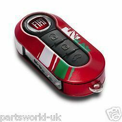 Details About Italian Key Cover Fiat 500 Brand New Genuine Fiat Accessory 71805964