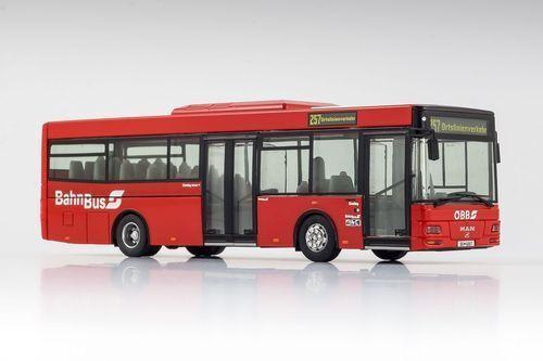 MAN Göppel Midibus A 76  VK-9281 ÖBB Bahnbus