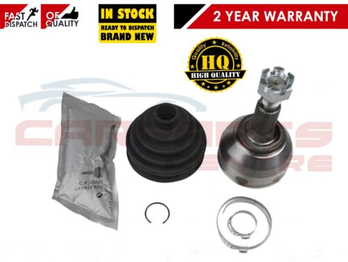 FOR PEUGEOT 407 2.0 HDi OUTER DRIVESHAFT CV JOINT BOOT GAITER CLIP SET 2004-2011