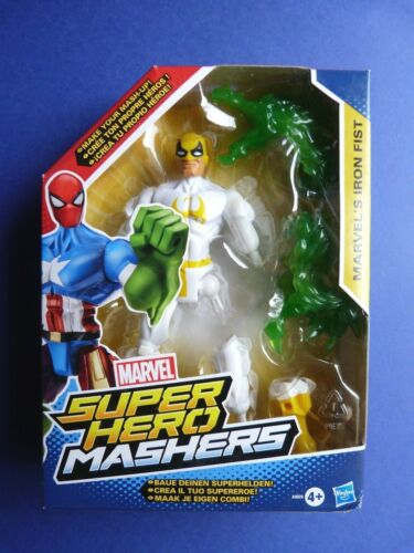 Hasbro Environ 16 cm SUPER HEROS MASHERS Figurine MARVEL Iron Fist