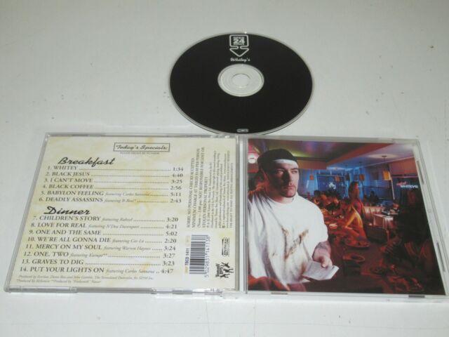 Everlast – Eat At Whitey's / Tommy Boy – Tbcd 1411 CD Álbum