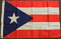 2x3 Puerto Rico Flag Rican Banner Commonwealth Pennant Bandera Polyester