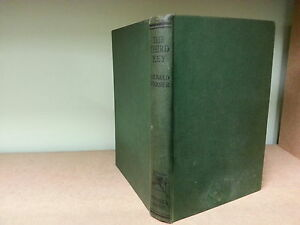 THE-THIRD-KEY-by-GERALD-VERNER-FIRST-EDITION-H-B-1961-3-25-UK-P-amp-P