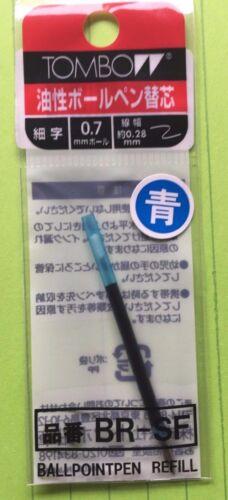 Tombow Kugelschreibermine für Kugelschreiber Reporter Compact BR-SF 07 blau