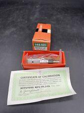 Mitutoyo 148 501 Mechanical Micrometer Head 0 To 12 Range