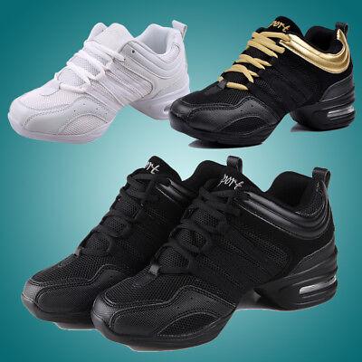 Trendy Women Athletic Sneakers Comfy Modern Jazz Hip Hop Dance Shoes Running
