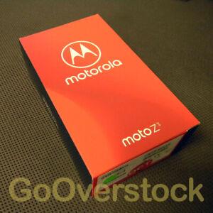 Motorola-Moto-Z-3rd-Generation-64GB-Ceramic-Black-Verizon-MINT