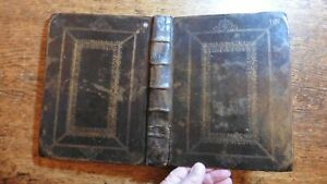 QUARTO-BOOK-OF-COMMON-PRAYER-ORIGINAL-PANELLED-CALF-JOHN-BASKETT-LONDON-1734
