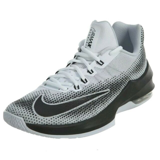 Nike Air Max Infuriate Basketball Shoes for Men Style 852457 US Size 8.5