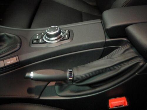 POIGNEE MANCHE LEVIER FREIN A MAIN NOIR MAT pour BMW E46 SERIE 3 98-06 320D 330i