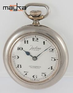 Justina-Pocket-Watch-Steel-41-5mm-Caliber-Unitas-6497