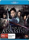 Reign Of Assassins (Blu-ray, 2011)