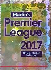 4 Logo right shiny 2016/2017 Topps Merlin Premier League sticker