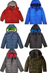 7592867f38fd New Calvin Klein Boys Eclipse Puffer Jacket Size 2 3T
