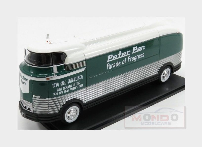 NEO 1 43 GM GENERAL MOTORS Peter Pan Parade of Progress Futurliner Vert 46471