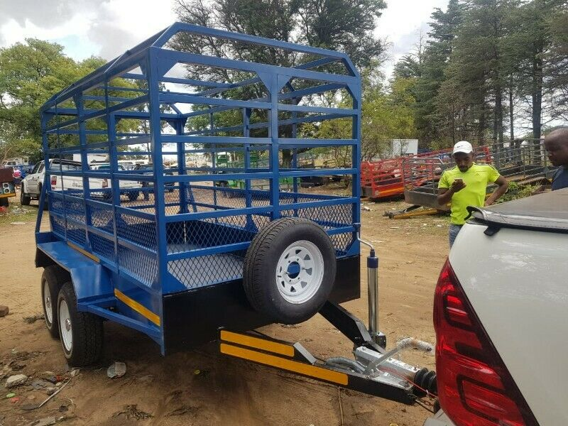 CAR,CATTLE  AND LUGGAGE TRAILERS FOR HIRE MALAMULELE