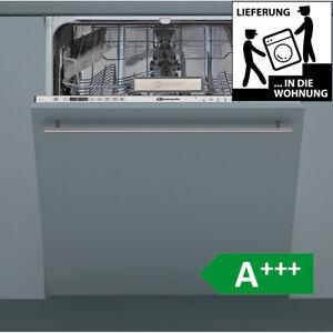 Bauknecht Vollintegrierbarer Geschirrspuler Bio 3t332 E Spulmaschine