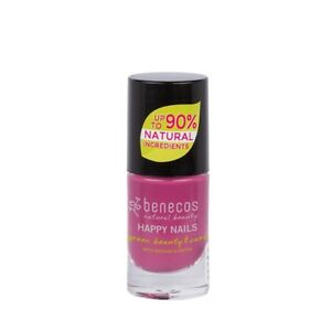 Nail-Polish-Organic-Benecos-Rose-Raspberry-5-ML