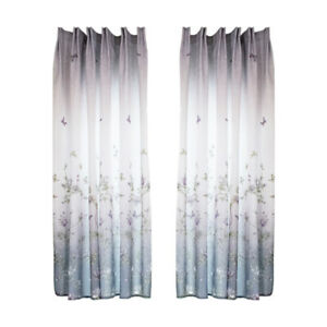 Curtain-Butterfly-Printed-Translucent-Door-Window-Balcony-Living-Room-6L