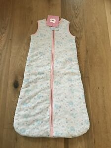 premium selection 0b9a7 1d094 Details about BNWT Willow Blossom Baby Girls Sleeping Bag 2.5 Tog - Size  6-18 Months