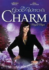 THE GOOD WITCH'S CHARM MAGICAL MAYOR New DVD Hallmark Channel Catherine Bell