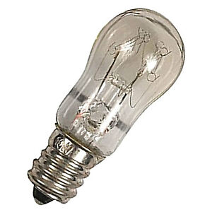 We05x20431 dryer light bulb 10 watt 120v new oem ge ebay image is loading we05x20431 dryer light bulb 10 watt 120v new sciox Choice Image