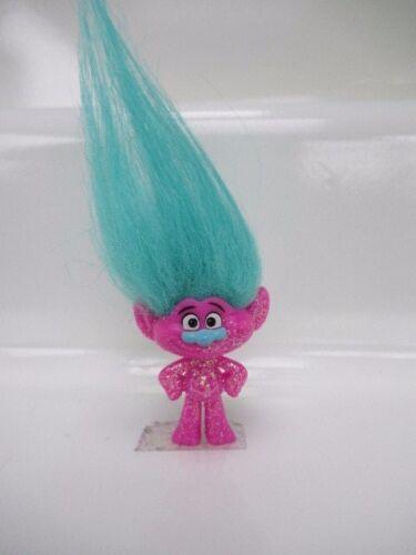 Dreamworks TROLLS Series 4 Blind Bag Pink Glitter GUY DIAMOND Troll new