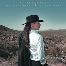 KT TUNSTALL - INVISIBLE EMPIRE / CRESCENT MOON  VINYL LP  12 TRACKS POP  NEU