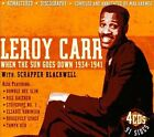 When the Sun Goes Down 1934-41 [Box] by Leroy Carr (CD, Jan-2011, 4 Discs, JSP Records)