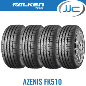 4-x-255-40-19-100Y-XL-Falken-FK510-High-Performance-Road-Tyres-2554019