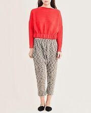 NWOT Rare Lauren Manoogian Baby Alpaca Red Sweater - La Garconne Totokaelo