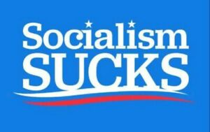 Socialism-Sucks-Sticker-Bernie-Sanders-Democratic-Socialism-3-Inch-ROUND