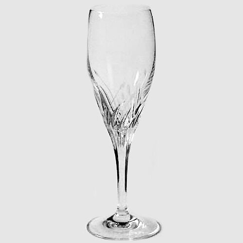 FLEURIE Nachtmann Crystal Champagne Flute 8.4 tall NEW NEVER USED made Germany