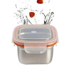 Nurumi Circle /& Square Food Fermentation Storage Convenient Airtight Container