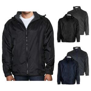 Maximos Men's LAX Water Resistant Reversible Jacket