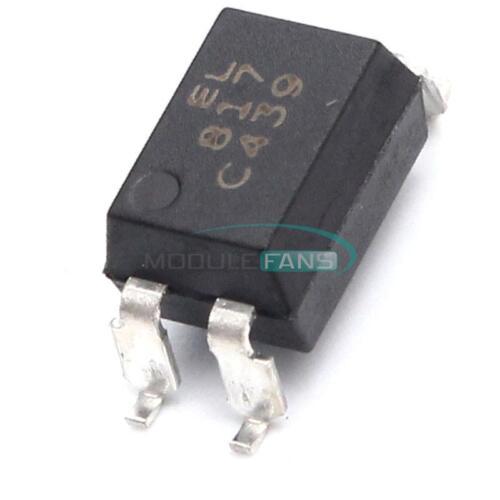 50PCS OPTOCOUPLER SHARP SOP-4 PC817 PC817C SMD-4