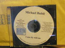 MICHAEL BUBBLE' - COME FLY WITH ME - cd slim case PROMO RADIO - 2003