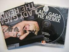 "LADY GAGA ""THE REMIX"" - CD"