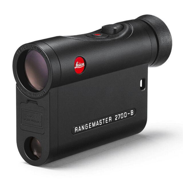 Leica Rangemaster / Entfernungsmesser CRF 2700-B  Neu