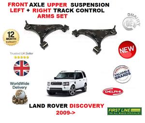 /> 2 X Vorne Links+Rechts Oben Querlenker Satz Für Land Rover Discovery 2009