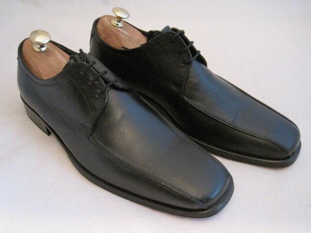 Wilvorst chaussures hommes en 39 UK 6 Nouveau noir