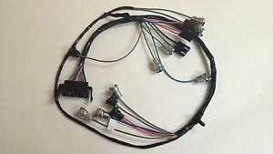 1965 impala ss under dash instrument cluster wiring harness with 1984 chevy impala  chevy truck wiring harness